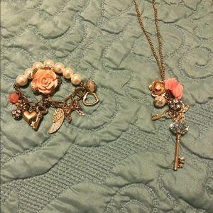 Jewelry - Vintage Costume Jewelry Set